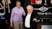 Bill Gates và Warren Buffett thường xuyên cùng nhau làm từ thiện và luôn là những tỷ phú đóng góp từ thiện nhiều nhất thế giới. Ảnh: Rick Wilking