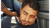 Đối tượng dùng dao tấn công khiến 6 người thương vong tại khách sạn Zahabia ở Hurghada, phía nam thủ đô Cairo, Ai Cập, ngày 14-7-2017. Ảnh: Reuters