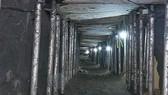 Băng đảng đã dành 4 tháng đào hầm để vào kho tiền tại một chi nhánh của Ngân hàng Brazil. Ảnh: dailymail