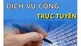 Ít cơ chế hỗ trợ người dân tham gia dịch vụ công trực tuyến