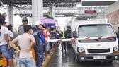 Trạm BOT Ninh An tê liệt vì tài xế sử dụng tiền lẻ qua trạm hôm 4-12-2017
