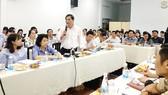 Ông Trần Thanh Hồng bức xúc cho rằng mức thu phí theo dự thảo là quá cao