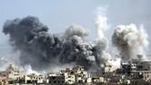 14 người chết trong vụ không kích bằng tên lửa tại sân bay quân sự ở Syria
