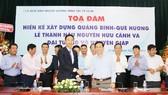 111 triệu đồng quà tặng đồng hương khó khăn tỉnh Quảng Bình