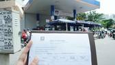 In hóa đơn bán lẻ xăng dầu: Bao giờ thực hiện?