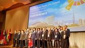 Hội nghị thượng đỉnh các thành phố Châu Á Thái Bình Dương tại thành phố Fukuoka, Nhật Bản