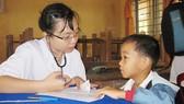 Hỗ trợ 70% phí BHYT cho học sinh nghèo và cận nghèo