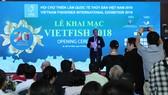 Hội chợ, triển lãm quốc tế thủy sản lần thứ 20
