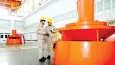 Nhà máy thủy điện Thác Mơ cung ứng điện cho khu vực miền Nam. Ảnh: THÀNH TRÍ