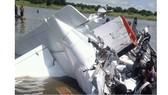 Máy bay chở khách rơi xuống hồ ở Nam Sudan, 17 người thiệt mạng
