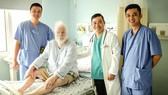 Cứu sống một người nước ngoài bị nhồi máu cơ tim cấp