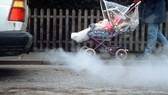 Ô nhiễm không khí đang gây nên nhiều bệnh tật