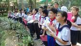 Vận dụng linh hoạt tiết học ngoài nhà trường