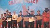 Học viện Quân sự đoạt giải đua xe công nghệ lần đầu tiên