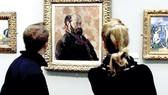 Triển lãm tranh chân dung danh họa Cezanne