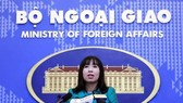 Bà Lê Thị Thu Hằng - người phát ngôn Bộ Ngoại giao Việt Nam
