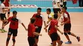 Đội tuyển nam sẽ lên đường sang Malaysia vào ngày 17-8.     Ảnh: Thiên Hoàng