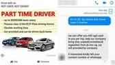 Singapore phạt nặng tài xế chở thuốc lá lậu theo quảng cáo trên Facebook