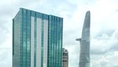 Công trình xây dựng bằng các loại vật liệu xanh góp phần giảm phát thải khí nhà kính         Ảnh: Huy Anh