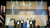 Viettours - Hãng lữ hành duy nhất  của Việt Nam nhận giải thưởng rAWr