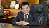 Ông Trần Bắc Hà - cựu Chủ tịch BIDV. Ảnh: BIDV.