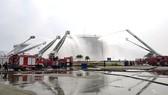 Tổng kiểm tra an toàn PCCC các cảng trọng điểm xăng dầu