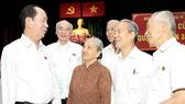 Chủ tịch nước Trần Đại Quang:  Chính sách pháp luật cần tạo sự đồng thuận cao trong xã hội