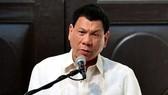 Tổng thống Philippines Rodrigo Duterte. (Ảnh: Philstar)