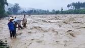 14 người chết và mất tích do mưa lũ