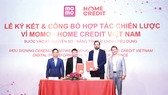 Thanh toán khoản vay và nhận giải ngân ngay trên ứng dụng Home Credit Việt Nam với ví MoMo