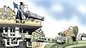 Mỹ muốn phong tỏa nguồn năng lượng của Nga