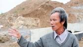 Ông Phạm Tấn Lực - người tố cáo sai phạm ở dự án đường cao tốc Đà Nẵng - Quảng Ngãi. Nguồn: TIENPHONG.VN