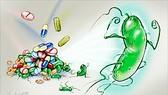 Báo động siêu vi khuẩn kháng thuốc