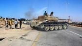 Giao tranh ác liệt ở Libya, hơn 150 người thương vong