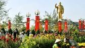 Một góc bến Ninh Kiều, Cần Thơ. Ảnh: TRÂN ANH THẮNG