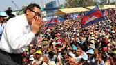 Chủ tịch Đảng CNRP Kem Sokha bị cáo buộc phản quốc