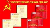 Tác phẩm Tuyên ngôn của Đảng Cộng sản. Ảnh: Dangcongsan.vn