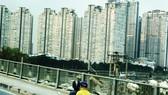 Dự án chung cư tại quận Bình Thạnh, TPHCM. Ảnh: Huy Anh  