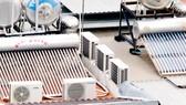 TPHCM đang khuyến khích các hộ dân lắp đặt, sử dụng bình nước nóng năng lượng Mặt trời