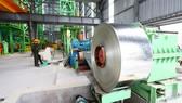 Một dây chuyền sản xuất của Tập đoàn Hòa Phát