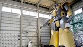 Robot Gundam khổng lồ ngoài đời thực