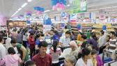Đi siêu thị Co.opmart cuối tuần càng mua càng có lợi