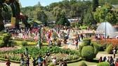 Đà Lạt được nhiều khách chọn trong dịp nghỉ lễ