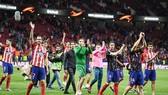 Atletico Madrid xứng đáng vào chung kết Europa League 2018