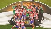 Atletico Madrid xứng đáng lên ngôi vô địch Europa League 2018
