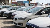 Tái xuất 470 xe BMW về lại Đức