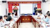 Giới thiệu các mô hình đổi mới sáng tạo đến đại diện các quận, huyện trên địa bàn TPHCM