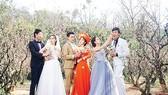 Mai Anh Đào - Phim Việt giờ vàng trên truyền hình Long An