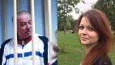 Cựu điệp viên hai mang người Nga  Sergei Skripal và con gái bị đầu độc tại thành phố Salisbury của Anh. Ảnh: ABC.