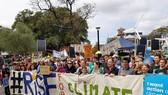 Tuần hành chống biến đổi khí hậu tại Australia